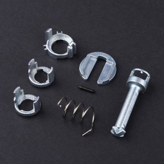 2 x Kit de réparation Serrure De Porte Cylindre De Verrouillage Avant Gauche pour BMW 3 e90