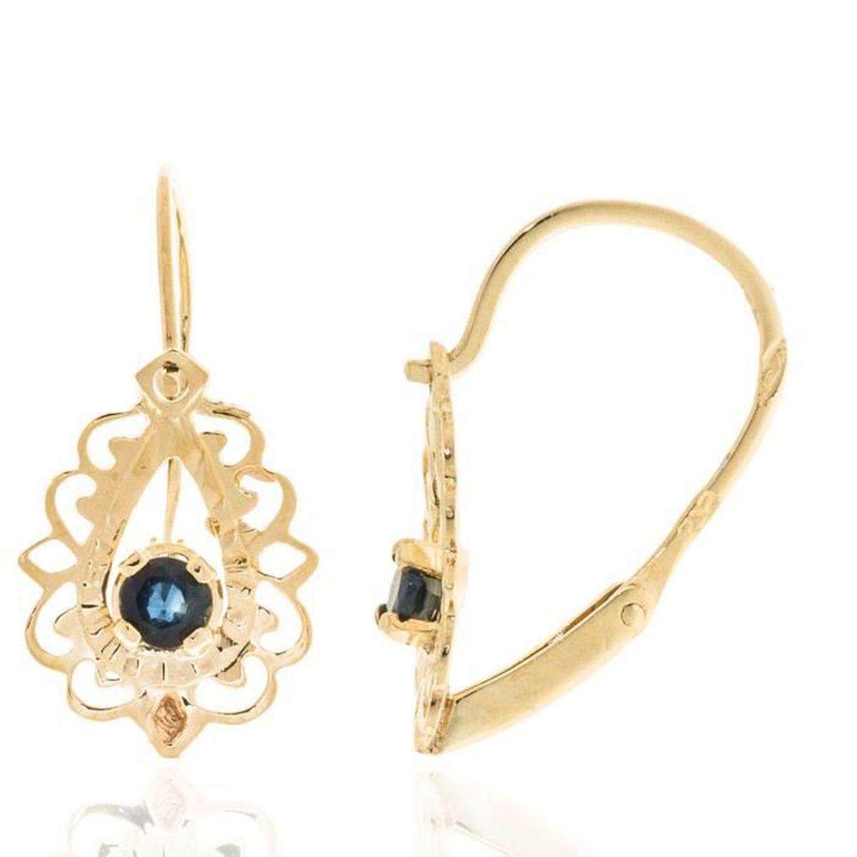 New Fashion 18k Or//Blanc Plaqué Or Brillant Rectangle Boucles D/'Oreille Pendantes Dangle Cadeau