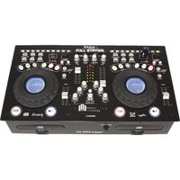 TABLE DE MIXAGE IBIZA FULL-STATION Console de mixage professionnel