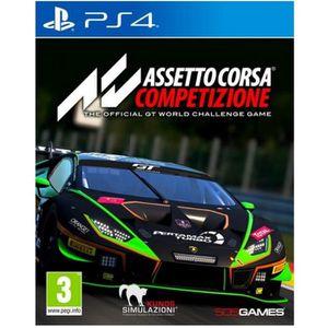 JEU PS4 NOUVEAUTÉ Assetto Corsa Competizione Jeu PS4