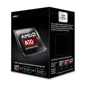 PROCESSEUR AMD A10 A10-6790K Black Edition 4.0GHz