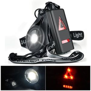 LAMPE FRONTALE MULTISPORT Eclairage Sport  Lampe Running LED Rechargeable po