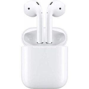OREILLETTE BLUETOOTH Apple AirPods 2 avec boîtier de charge