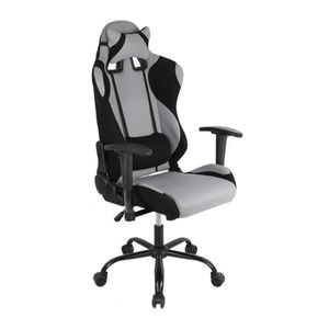 SIÈGE GAMING Chaise gamer - Fauteuil de bureau - Support lombai