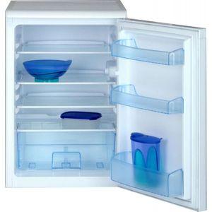 RÉFRIGÉRATEUR CLASSIQUE BEKO Refrigerateur Frigo simple porte Table Top Bl