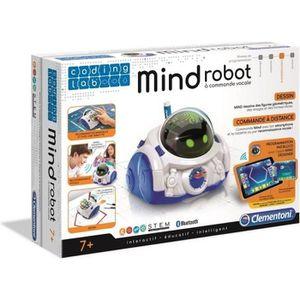 ROBOT - ANIMAL ANIMÉ CLEMENTONI Robot - Mind, mon robot programmable à
