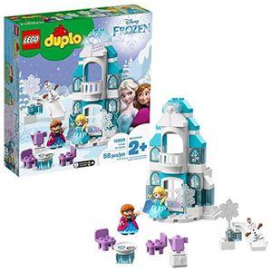 ASSEMBLAGE CONSTRUCTION Jeu D'Assemblage LEGO MQ0TV DUPLO Château Disney G