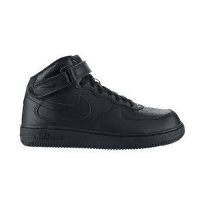 BASKET MULTISPORT Basket Nike Air Force 1 Mid Noir
