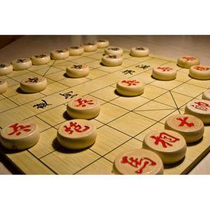 JEU SOCIÉTÉ - PLATEAU jeux échecs chinois ou Xiang Qi jeu de société dan