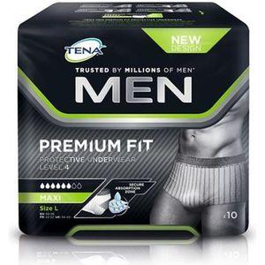 FUITES URINAIRES TENA MEN Premium Fit Large - Protection urinaire -