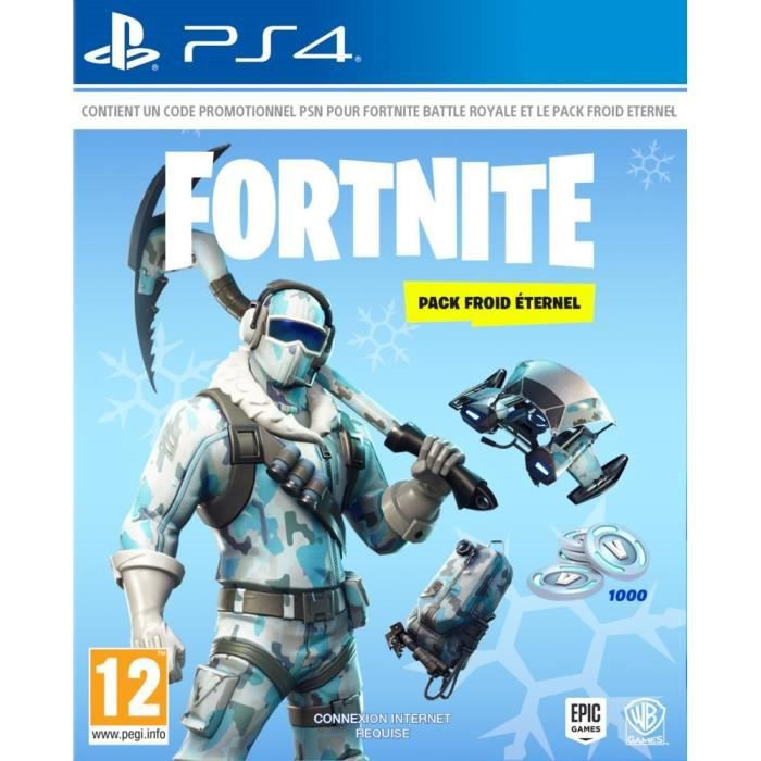 playstation 4 fortnite achat vente pas cher
