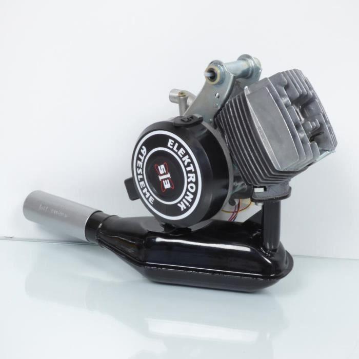 Moteur mobylette Peugeot 103 SP électronique refroidissement air variateur cyclo