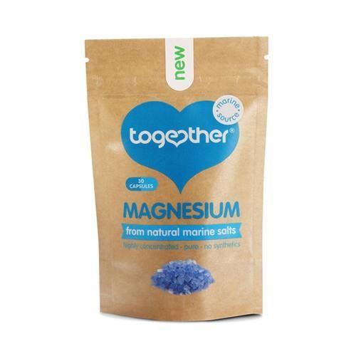 Ensemble Santé OceanPure Marine magnésium 30 Caps
