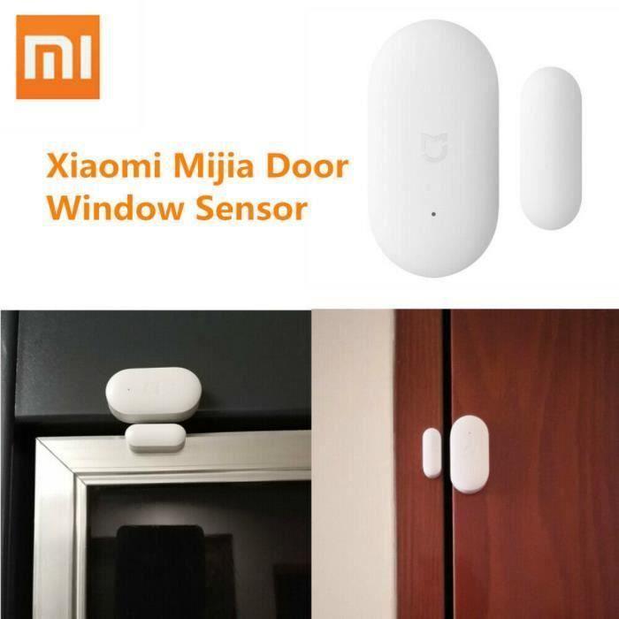 XiaoMi MiNi-alarmes d'ouverture et avertisseurs d'entrée MIJIA Smart Intelligent Home APP Capteur infrarouge SA39833