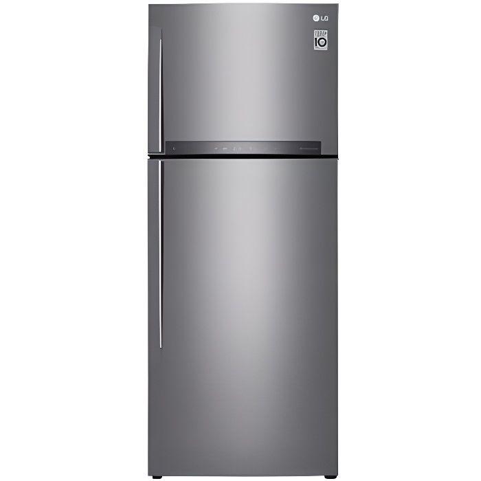 LG GTB574PZHZD, 438 L, T, 5,4 kg-24h, A++, Nouvelle zone compartiment, Platine, Argent