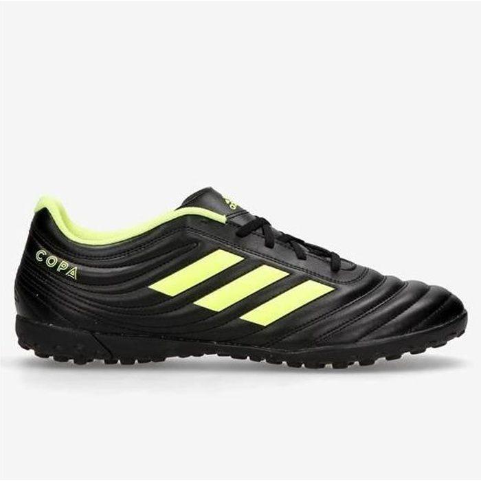 ADIDAS Chaussures de football basses Copa 19.4 TF - Noir - Garçon