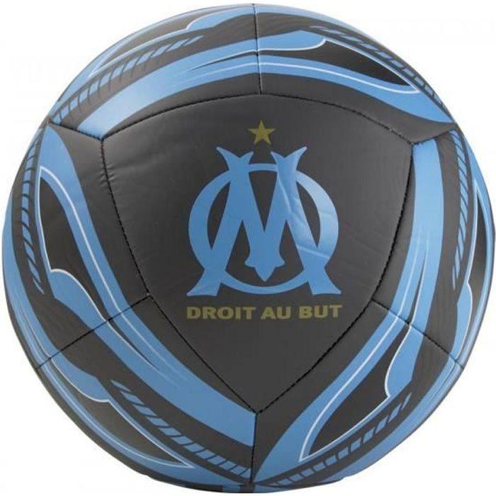 Ballon Officiel Puma OM Olympique de Marseille T5 Noir
