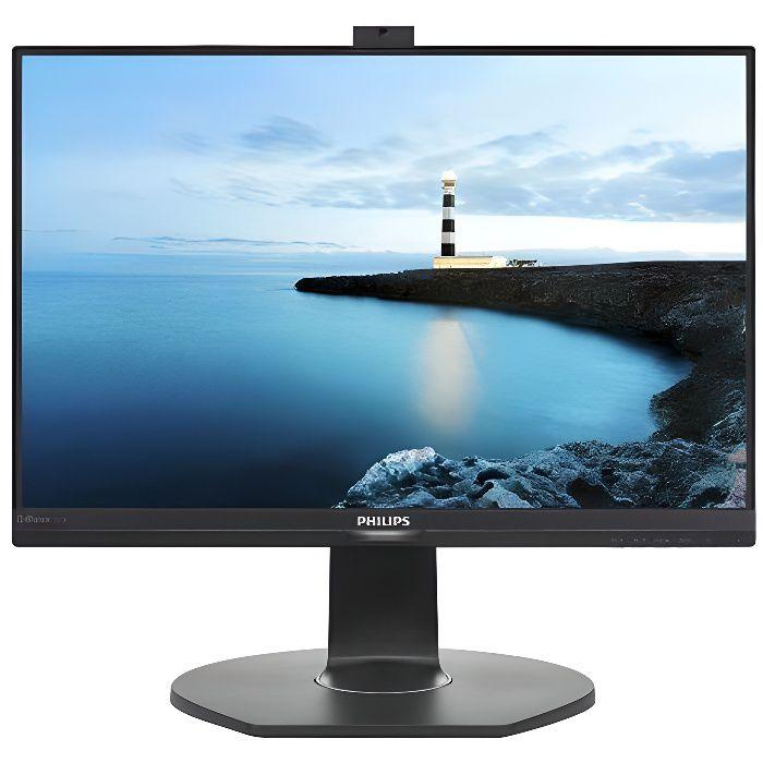PHILIPS Moniteur LCD Brilliance 221B7QPJKEB 54,6 cm (21,5-) Full HD LED - 16:9 - Noir - Réso 1920 x 1080 - 16,7 Millions de couleurs
