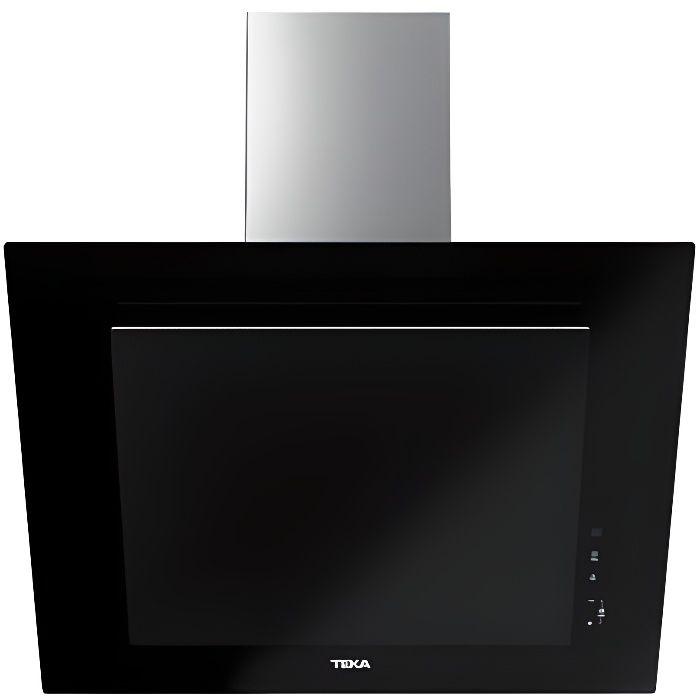 Hotte standard Teka 70 cm 700 m3/h 280W A+ Noir