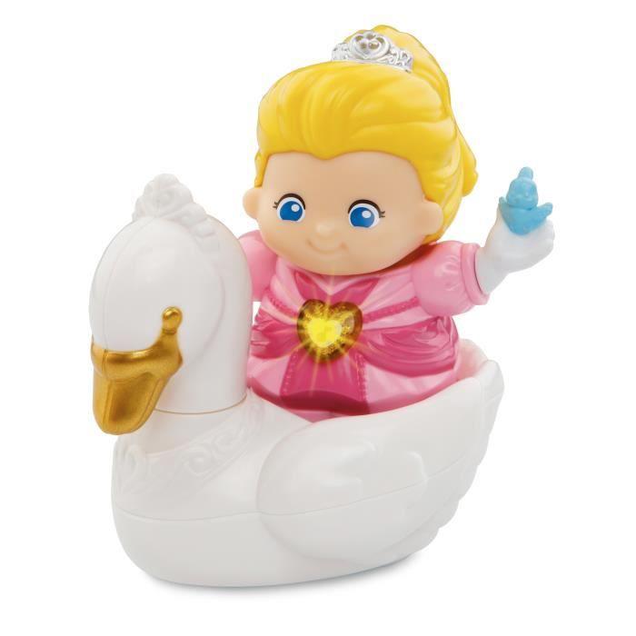 VTech Vrolijke Vriendjes Magisch Koninkrijk Prinses Paulina, AAA, 120 g, 125 mm, 78 mm, 140 mm, 200 g
