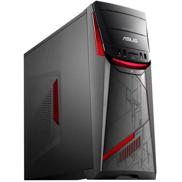 UNITÉ CENTRALE  ASUS PC Gamer G11CD-FR039T - 8Go de RAM - Windows