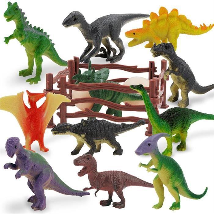 Triceraptos Dinosaure Jouet Walking son et lumière Dinosaure Famille