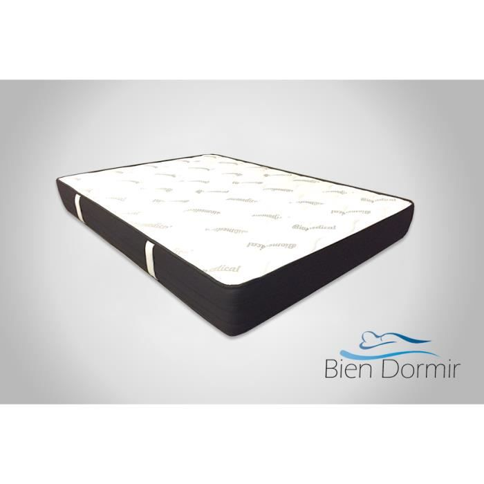 matelas bio medical en latex 140x190 cms achat vente. Black Bedroom Furniture Sets. Home Design Ideas