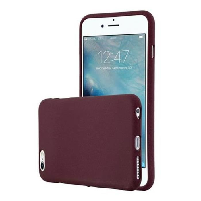 coque bordeau iphone 6