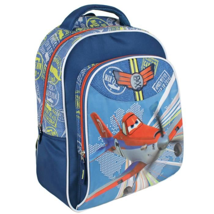 PLANES - Cartable sac dos Planes Disney: : Bagages