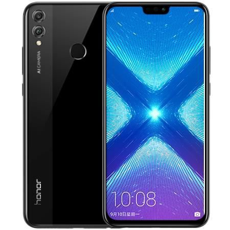 TELEPHONE PORTABLE RECONDITIONNÉ  Huawei Honor 8X 64 Go Noir
