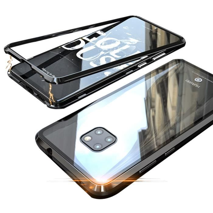 Coque Huawei Mate 20 Pro, Technologie d'adsorption