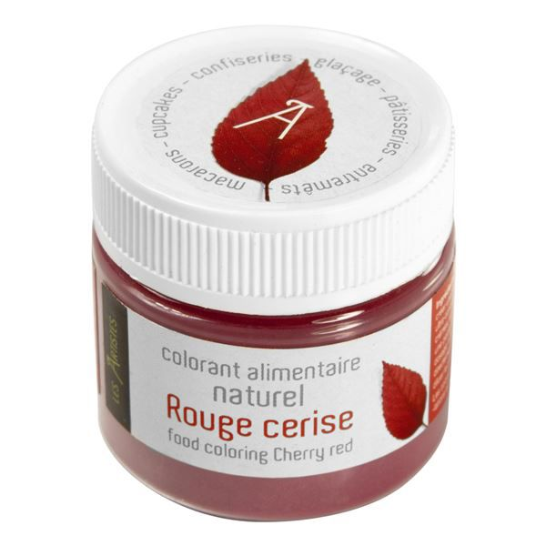 colorant alimentaire colorant naturel rouge les artistes paris - Colorant Naturel Alimentaire