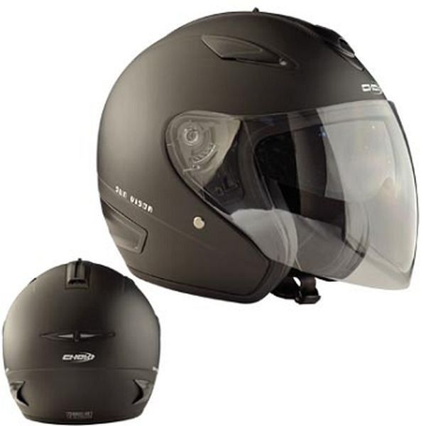 casque moto jet chok sun visor 1 achat vente casque. Black Bedroom Furniture Sets. Home Design Ideas