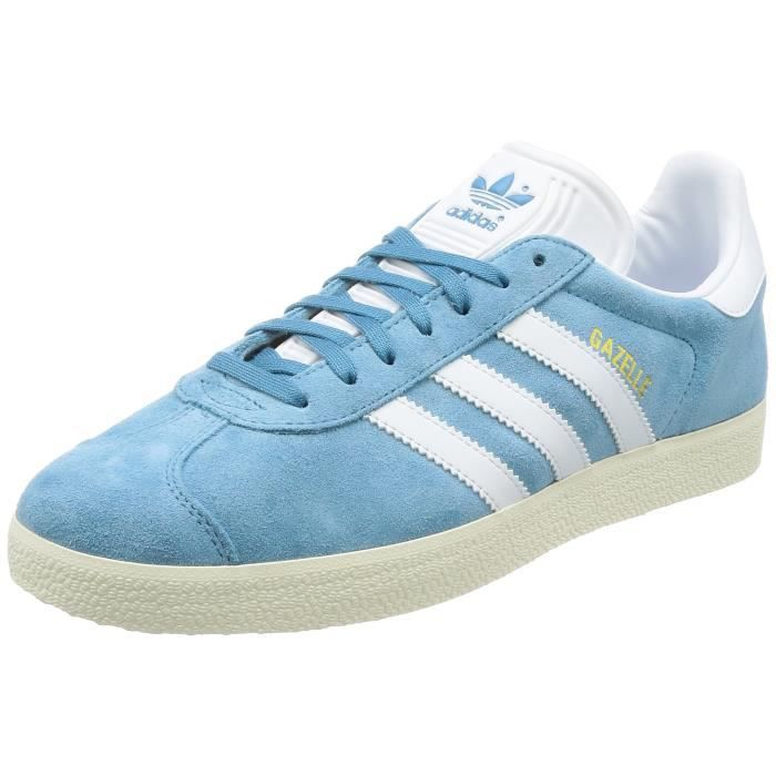 Adidas Gazelle Baskets homme 3CHNT1 Taille-44