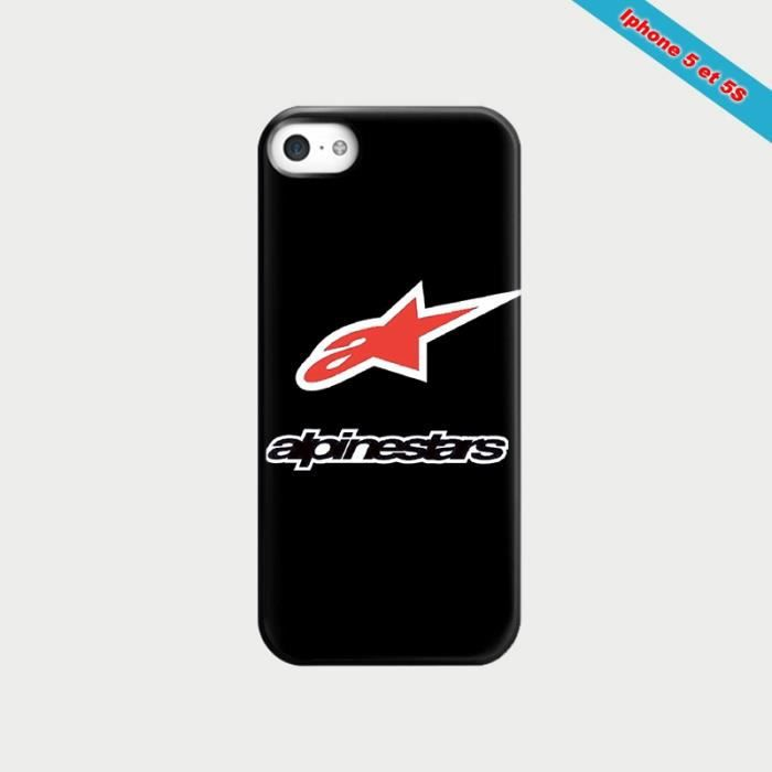 coque iphone 5 5s fan d alpinestars