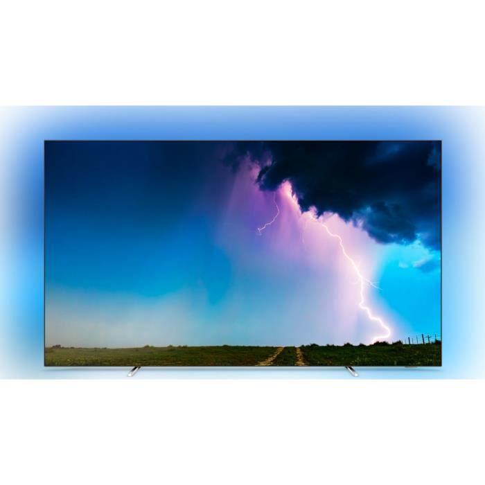 "Téléviseur LED PHILIPS  65OLED754/12 TV OLED 4K UHD - 65"" (164cm)"