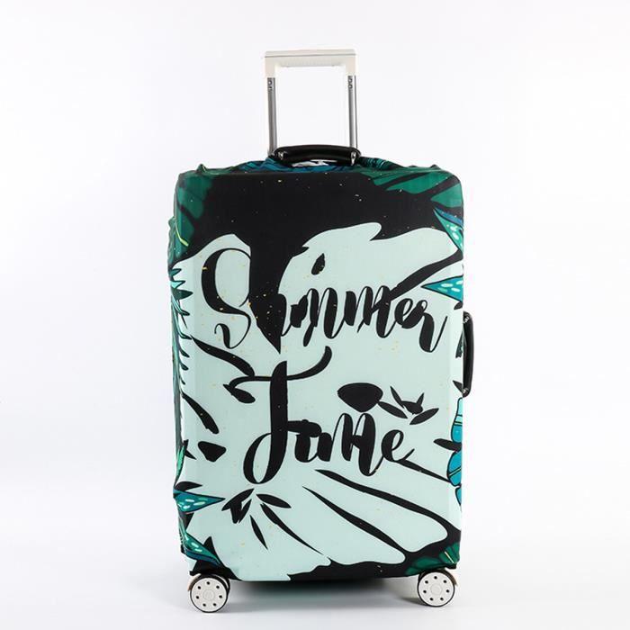 Valise poussi/ère Voyage couverture haute /élastique bagages Protecteur /épais Housse de protection anti-poussi/ère Sac