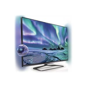 "Philips 47PFL5028H - 47"" 5000 Series 3D TV LCD à …"