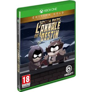 JEU XBOX ONE South Park : L'annale du Destin Edition Gold Jeu X