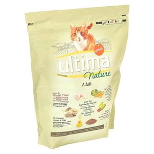 ULTIMA Croquette Pour Chat Nature Poulet 400g