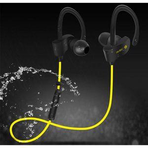 CASQUE - ÉCOUTEURS TEENO® S4 Bluetooth 4.1 Casque Écouteurs Sport Ear