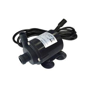 POMPE ARROSAGE Énergie solaire Miniature Pompe à eau à courant co