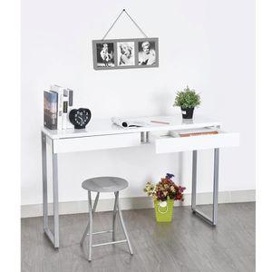 CONSOLE FurnitureR Console multifonction Meuble de Bureau