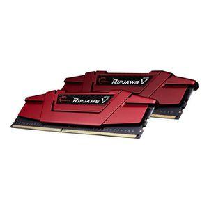MÉMOIRE RAM memoire DDR4 Ripjaws V - 8Go (2x4Go) 3000Mhz