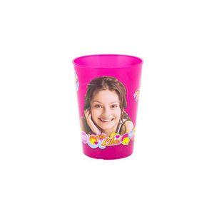 VERRE JETABLE Gobelet Soy Luna Disney verre plastique enfant vio