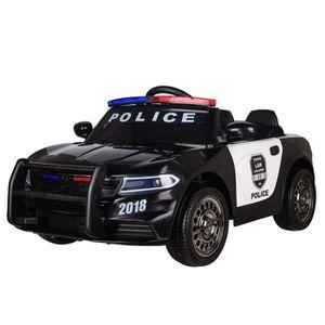 VOITURE ELECTRIQUE ENFANT Voiture électrique police américaine COP
