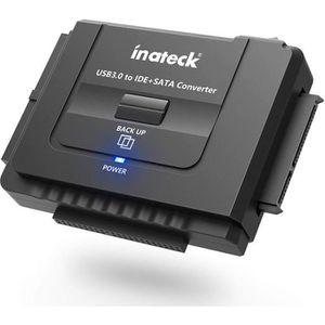 RACK - BAIES  Inateck Adaptateur USB 3.0 vers Dsique Dur IDE/SAT