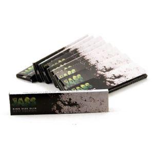 FEUILLE DE ROULEMENT JASS SLIM - Lot de 20 carnets