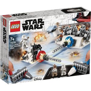 ASSEMBLAGE CONSTRUCTION LEGO Star Wars™ 75239 Action Battle L'attaque du g