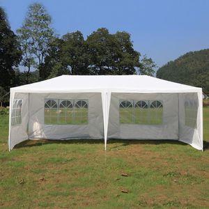 TONNELLE - BARNUM Tents De Réception 3x6 M - Blanc